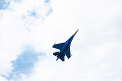 Air Show Su-34 Royalty Free Stock Images