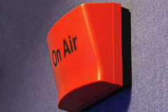 On Air Sign Royalty Free Stock Photos