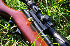 Air Soft Rifle Royalty Free Stock Images