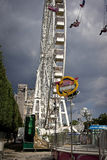 Air swing. Paris Stock Image