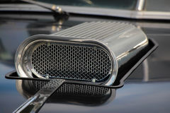 Air In Take. Cool looking air intake on a custom car Royalty Free Stock Photography