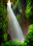Air Terjun water fall Stock Photo