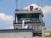 Air Traffic Control. Tower stock image