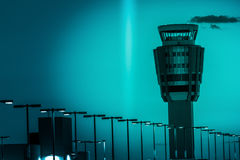 Air Traffic Control Royalty Free Stock Images