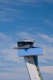 Air traffic control tower Royalty Free Stock Photography