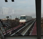 Air Train Royalty Free Stock Photography