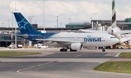 Air Transat A310 Fotografia de Stock