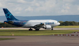 Air Transat A310 Fotografia de Stock