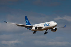 Air Transat Images libres de droits