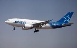 Air Transat Airbus A310 Fotos de Stock Royalty Free