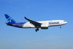 Air Transat Airbus A330 Stock Photos