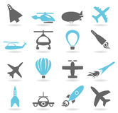 Air transport royalty free stock images