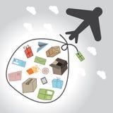 Air transport Stock Photos