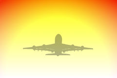 Air travel Royalty Free Stock Photos