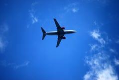 Air travel Stock Image