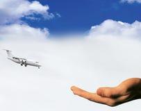 air travel Στοκ Φωτογραφία