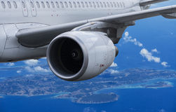 Air travel Royalty Free Stock Photos