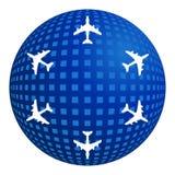 Air travel, flight Stock Photos