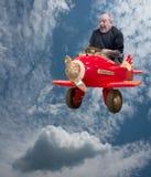 Air Traveler Royalty Free Stock Image