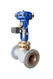 Air valve. Royalty Free Stock Photo