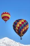 air varma ballonger Royaltyfri Fotografi