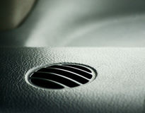 Air Vent in Car Stock Image