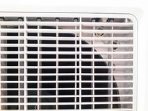 Air ventilation Plastic royalty free stock images