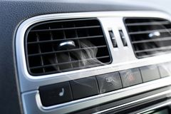 Free Air Vents In A Car Stock Image - 109302281