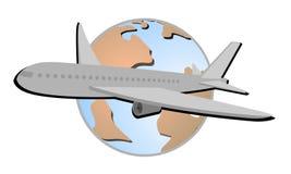 Air world Royalty Free Stock Photo