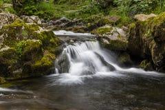 Aira Beck. Aira Beck, river near Ullswater in English Lake District, Cumbria, England, Uk Royalty Free Stock Photos