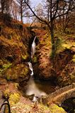 Aira Force. Spring at Aira Force, Ullswater Stock Images