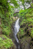 Aira Force Waterfall Royalty Free Stock Images