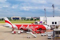 AirAsia in Bangkok, Thailand Stock Photography