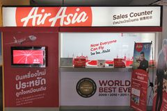 AirAsia Stock Photography