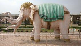 Airavata: A Mythological Elephant stock image