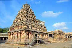 Airavateshvara Temple Stock Photography