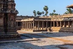 Airavatesvara Temple, Darasuram Stock Photo