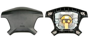 airbag Arkivfoton