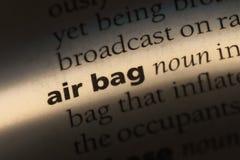 airbag Fotos de Stock Royalty Free
