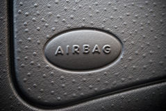 airbag Obraz Stock