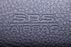 Airbag Royalty Free Stock Photos