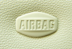 Airbag Royalty Free Stock Photo