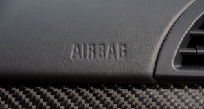Airbag Royalty Free Stock Photography