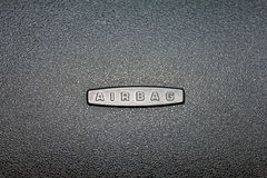 Airbag Royalty Free Stock Image