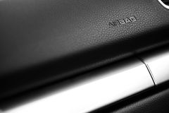 Airbag zdjęcia stock