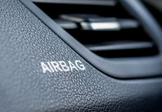 airbag Photo stock