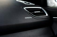 airbag Fotografia de Stock