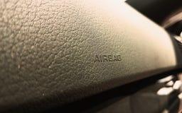 airbag Obraz Stock