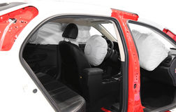 airbag imagens de stock