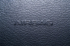 airbag fotografia stock